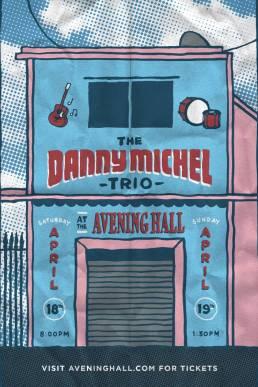 Danny Michel Poster